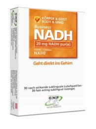 nadh business