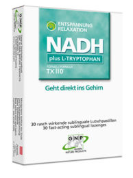 nadh plus l-tryptophan