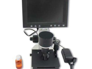 Mikroskop Herz Kreislauf